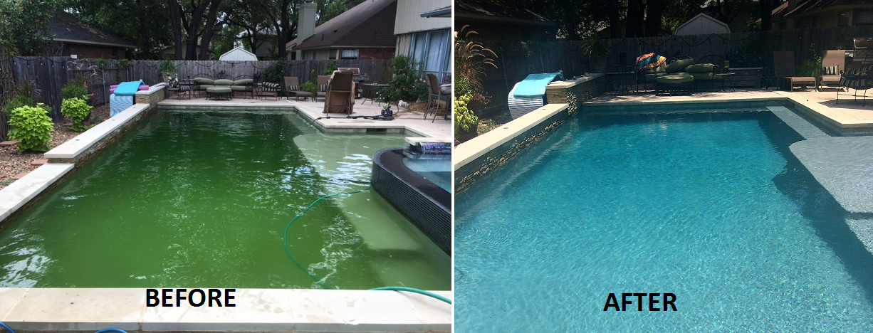 Swimming Pool Treatment Service : Coral springs pool service and repair cleaning
